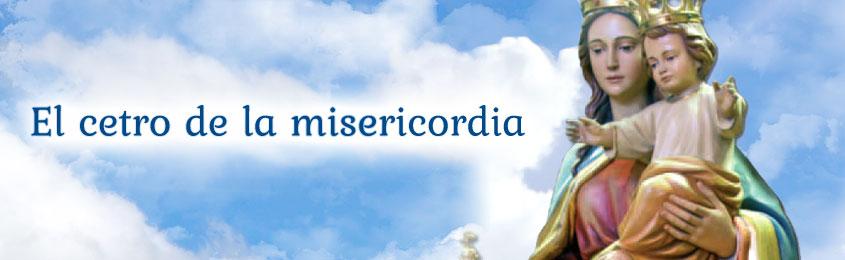 El cetro de la misericordia