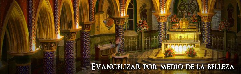Evangelizar por medio de la belleza