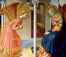El Beato Fra Angélico,  el Santo Tomás de la pintura