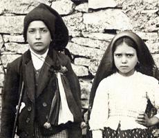 Jacinta y Francisco: intercesores apropiados para obtener de  Nuestra Señora el comienzo de su Reino en nuestros  corazones