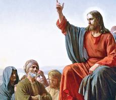 COMENTARIO AL EVANGELIO DEL VII DOMINGO DE TIEMPO ORDINARIO - La sublime belleza moral de la Nueva Ley