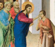 COMENTARIO AL EVANGELIO - IV DOMINGO DE CUARESMA - La peor ceguera…