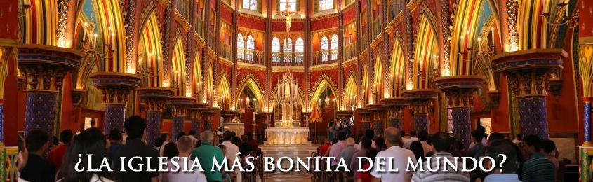 ¿La iglesia más bonita del mundo?
