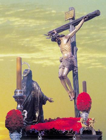 La exaltación de la Santa Cruz en nosotros y fuera de nosotros