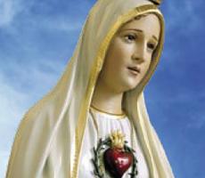 """""""Soy la Señora del Rosario"""""""