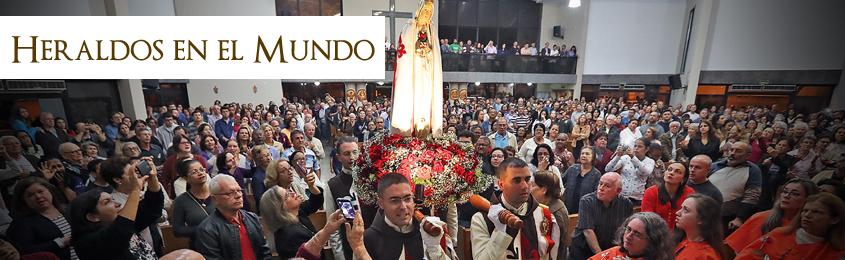 HERALDOS EN EL MUNDO - Octubre 2017