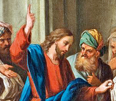 Comentario al Evangelio – XXIX Domingo del Tiempo Ordinario - Dar al César, ¡pero sobre todo a Dios!