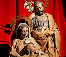 Comentario al Evangelio – FIESTA DE LA SAGRADA FAMILIA: JESÚS, MARÍA Y JOSÉ ¿Jerarquía o igualdad?