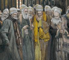 La levadura de los fariseos