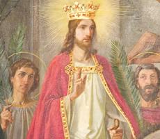 COMENTARIO AL EVANGELIO – DOMINGO DE RAMOS EN LA PASIÓN DEL SEÑOR - El verdadero Mesías y su glorioso triunfo