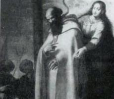 Aunque estemos pendiendo de una cuerda, debemos confiar como San Pedro Armengol