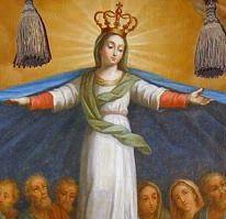 Reina de la Historia y Madre nuestra