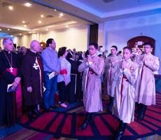 Lleno total en el Concierto de Navidad de los Heraldos del Evangelio en el Crowne de San Salvador