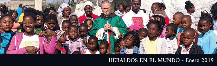 HERALDOS EN EL MUNDO - Enero 2019