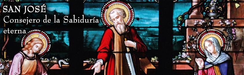 SAN JOSÉ - Consejero de la Sabiduría eterna
