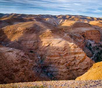 El desierto: escuela de las almas amadas por Dios