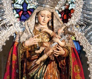 Oración pidiendo gracias que hacen parte del secreto de María
