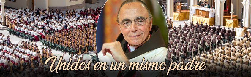 Unidos en un mismo padre: Mons. João Scognamiglio Clá Dias