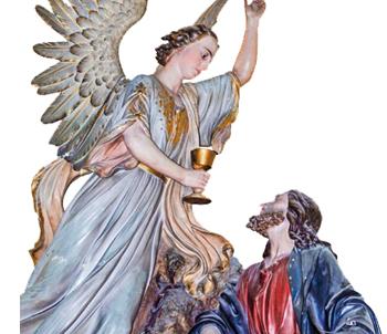 Oración para pedir el sufrimiento restaurador